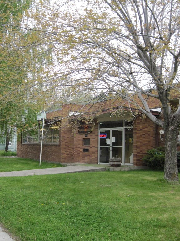 Grant County Library Picture